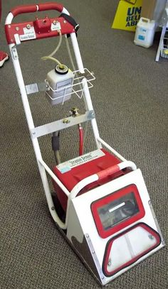 steam n demon carpet cleaning extractor