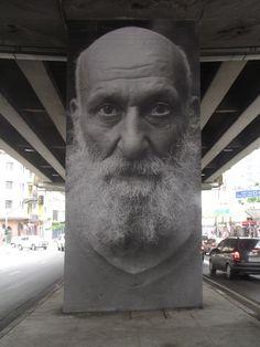 Don Ortiz / Minhocão- São Paulo