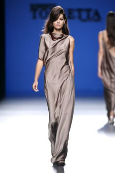 Roberto Torretta Primavera-Verano 2014 Mercedes-Benz Fashion Week Madrid.