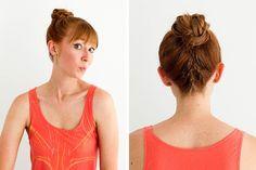 10 Gym Hairdos That Go Far Beyond the Treadmill via Brit   Co