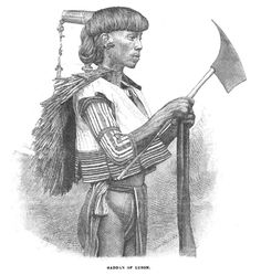 Ethnographic Arms & Armour - Origin of the Kalinga Axe