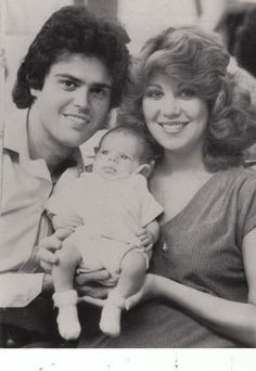 The first publicity photo of Don Jr in 1979.