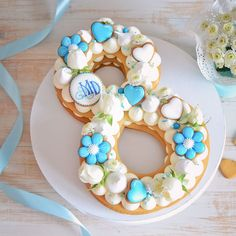 mug cake snickerdoodle Cookies Cupcake, Cookie Cakes, Alphabet Cake, Cake Lettering, Cake Mug, Bolo Cake, Monogram Cake, Biscuit Cake, Number Cakes