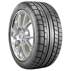 Cooper Zeon RS3-S Summer Performance Tire - 245/45R20 103Y (Black)