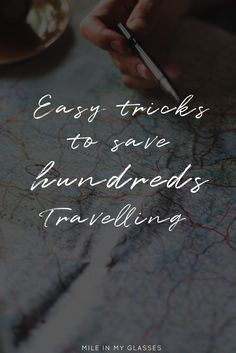 I can't believe how much money I've saved! Be sure to check out these tips if you're looking to save on cash in easy and immediate ways! | HOW YOU CAN SAVE HUNDREDS WHILE TRAVELING