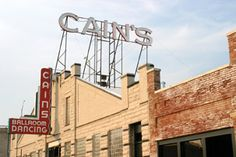 Cain's Ballroom, the BEST place to see a concert!