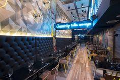 Bluetrain restaurant by Studio Equator, Melbourne – Australia » Retail Design Blog