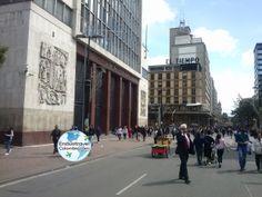 Banco de la Republica cra 7 con calle 14