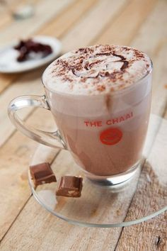 Classic White Chocolate | The Chaai | Pune