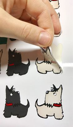 A personal favourite from my Etsy shop https://www.etsy.com/uk/listing/550036098/scottie-dog-vinyl-stickers