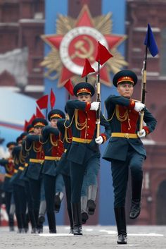 russian victory day pinterest | Red Square Parade VICTORY DAY RUSSIA_07 | Military, Russia | Pinterest