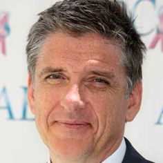 Craig Ferguson - I just love the guy and yes, it's because he makes me laugh