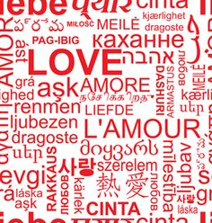 Learn How To Say I Love You In Over  Different Foreign Languages