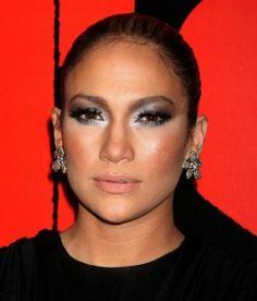 Bad Celebrity makeup