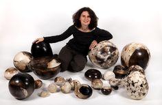 ceramics pit firing balls