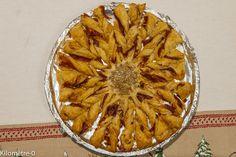 Photo de recette de feuilleté apéro Kilomètre-0, blog de cuisine réalisée à…