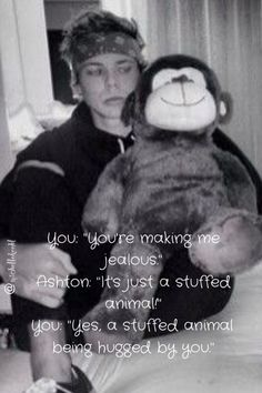 Ashton Irwin Imagines This one is cute I think :) Ashton Irwin Imagines, 5sos Ashton, Cute 5sos Imagines, 5 Seconds Of Summer Imagines, Bae, Thomas Hood, Drummer Boy, Second Of Summer, Summer 3