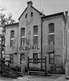 old jail st augustine - Google Search