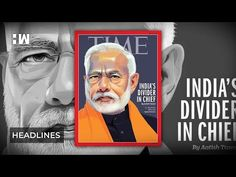 Times Magazine Cover Page photo: PM Narendra Modi: India's Divider In Chief:TIME Magazine ने PM Modi को बताया- डिवाइडर इन चीफ आतिश तासीर: True News India's latest News Magazine Cover Page, Time Magazine, India Latest News, News India, Indian Government, Online Earning, Cover Pages, Divider, Campaign