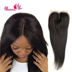 Bette Hair With Closure Virgin Straight Hair With Closure Cheap Peruvian Hair With Closure Bundle Human Hair With Lace Closure
