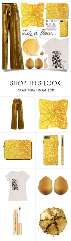 """""""Crushing on Velvet (1)"""" by samra-bv ❤ liked on Polyvore featuring Roberto Collina, Le Monde Beryl, Kevyn Aucoin, Pat McGrath and Eddie Borgo"""