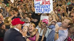 True Believer? Why Donald Trump Is The Choice Of The Religious Right : It's All Politics : NPR