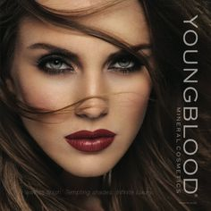 Youngblood Mineral Cosmetics ... I would say this is the best makeup EVER!  Flawless, and doesn't clog the pores of your skin