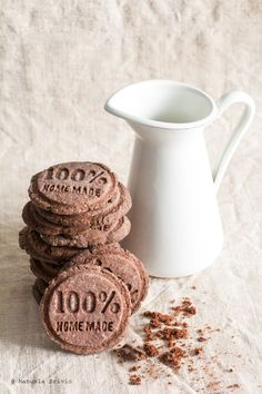 cocoa peanut butter cookies  || Yummy! Jislaine Naturkosmetik ♥ to inspire you!