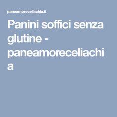 Panini soffici senza glutine - paneamoreceliachia