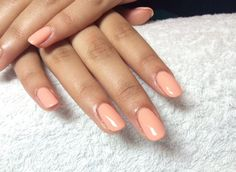 """CND Shellac """"Salmon Run"""" from the NEW """"Flora & Fauna"""" collection."""