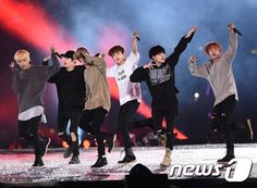 161001 #BTS Busan One Asian Festival