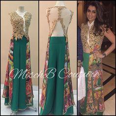 desicouture #desifashion #fashion #designerjakarta  Misch B