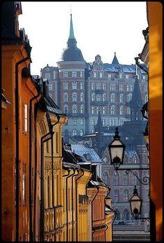 Sweden - jag saknar dig