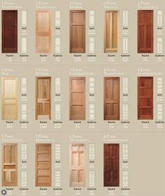 The Difference Between Modern Interiors And Traditional Interior Home Design 4 Panel Interior Door, Shaker Interior Doors, Interior Door Styles, 6 Panel Doors, Door Panels, Glass Panels, Rustic Hardwood Floors, Door Design, House Design