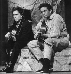 THE JOHNNY CASH SHOW: Bob Dylan and John