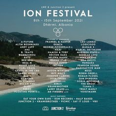 ION Festival (@ionfestival) • Instagram-Fotos und -Videos Albania, Lineup, Festivals, Dj, Videos, Instagram, Concerts, Festival Party