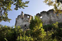 Nature and history in harmony... Povazsky castle via Flickr #Slovakia #castle