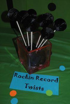 "Photo 24 of 27: Rock n Roll / Birthday ""5th Birthday"" | Catch My Party"