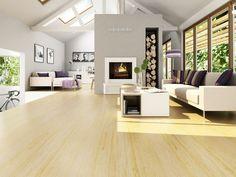 Trendem posledních let se staly bambusové podlahy. Přírodní bambus má světle žlutou barvu, tu však lze v průběhu zpracování na podlahové díly metodou zvanou karbonizace libovolně měnit, čímž vzniká velké množství barevných variant.  http://podlahove-studio.com/content/14-bambusove-podlahy