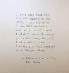 Liebe Zitat auf Schreibmaschine Typewriter Zitat eingegeben