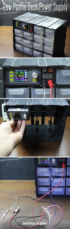 Super Basic Low Profile Power Supply