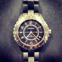 Chanel J12 Matte XL (Latest Edition) @kooshjewelers www.kooshjewelers.com (954) 927-7777