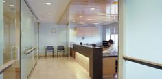 The Ottawa Hospital, Cancer Assessment Centre   Perkins + Will   Healthcare, Waiting