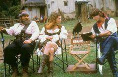 """""""The adventures of Sinbad"""" Behind the scenes Zen Gesner"""