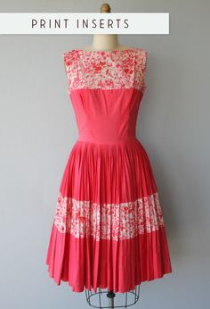 Beautiful dress, gorgeous colour and pattern detail
