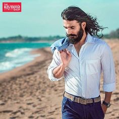 What's better than a walk by the sea?   Comfortable cotton shirts by The Raymond Seconds Shop - Paldi to calm your soul :)  #Menswear #SummerWear #CottonShirts #FineFabrics #TheCompleteMan #RaymondStore #Ahmedabad