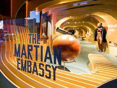 חנויות קונספט, שגרירות החלל, צילום l-a-v-a