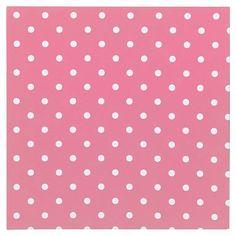 """Style Tile 2.0, 16x16"""", Fabric Board, Pink Dottie"""