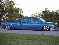 Showin' some bagged Dually L. Bagged Trucks, Dually Trucks, Chevy Pickup Trucks, Gm Trucks, Chevy Pickups, Chevrolet Trucks, Chevrolet Silverado, Cool Trucks, Silverado 3500