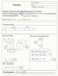 255 Best word problems images in 2019 | Math, Teaching math